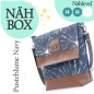 Preview: Nähbox 'Amber' - Pusteblume Navy