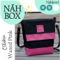 Preview: Nähbox 'Amber' - Waxed Pink