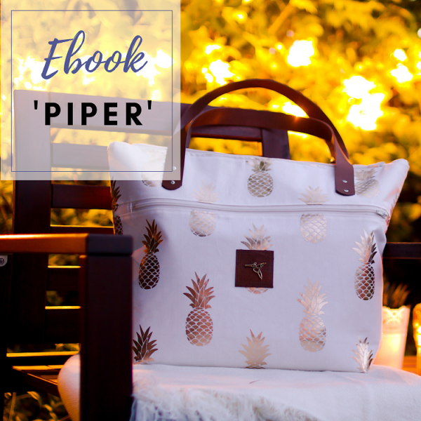 Ebook Smaragd Tasche 'Piper'